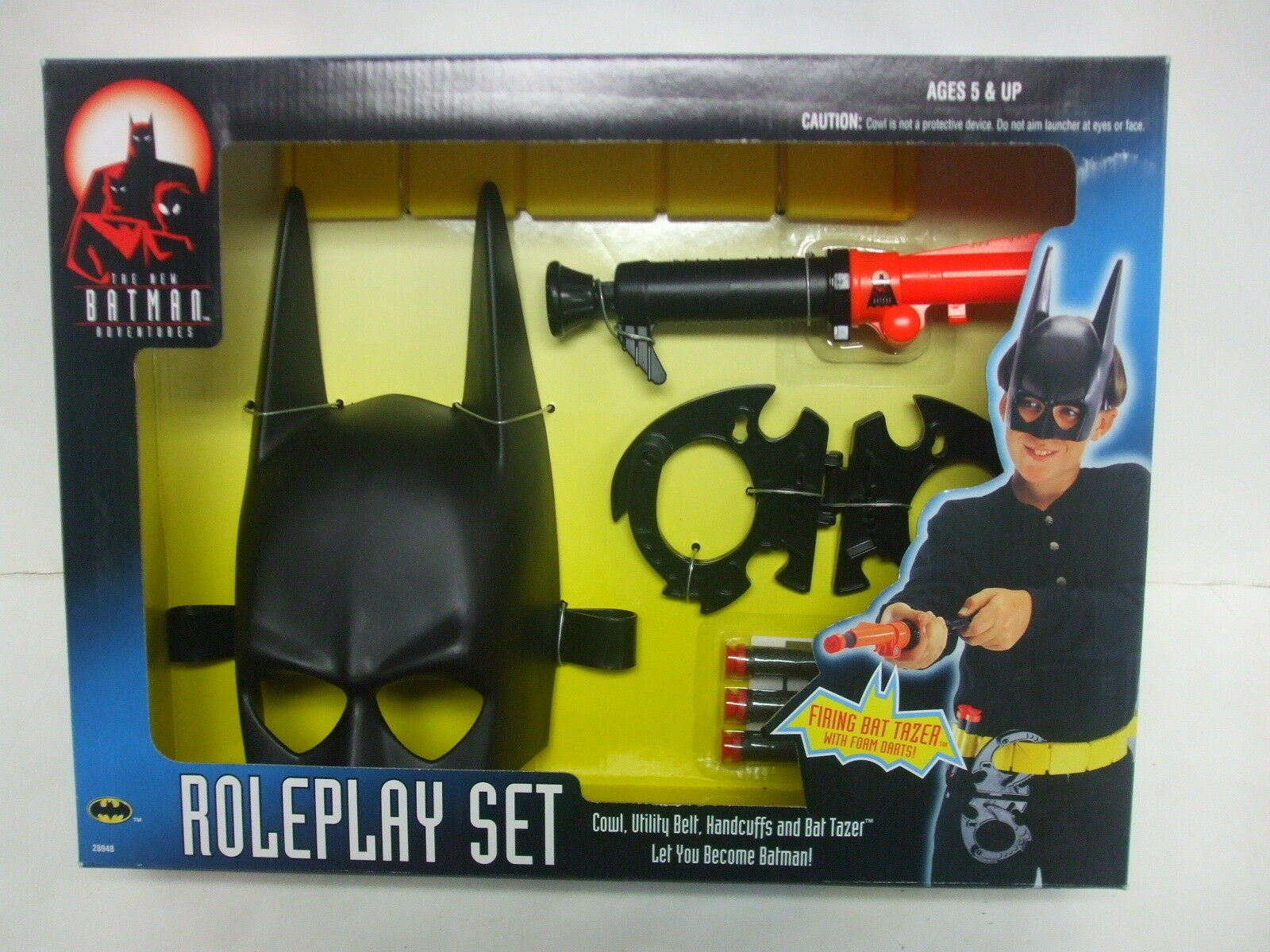 Kenner The New Batman Adventures Roleplay Set MIB (H)