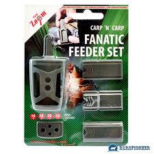 FANATIC FEEDER SET FUTTERKORB MIT 4 UNTERSCHIEDL. WECHSELGEWICHTEN 10/20/30/40g