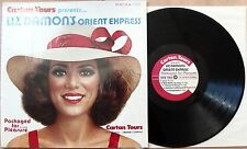 Liz Damon's Orient Express – Packaged For Pleasure RARE US Folk/ Country