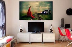 Fantasy Woman Wall Art