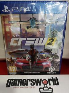 The Crew 2 - PS4 - PRECINTADO
