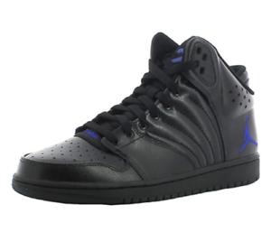 Nike jordan 1 volo 4 uomo nero 12 / concord 820135 014 12 nero scarpe nuove 4f10dd