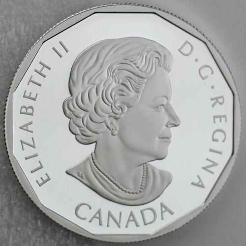 99.99/% Pure Silver Color Proof Canada 2015 $20 Sylvester Cat Looney Tunes1 oz
