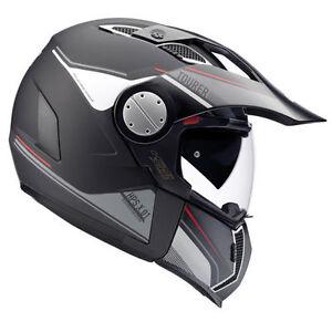 Casque Moto Scooter Helmet Givi X01 Tourer Hx01 Double Approbation