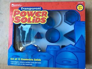 LER 7630 Transparent Power Solids