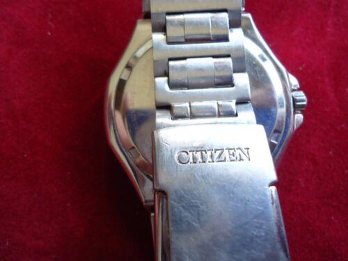 Men's CITIZEN ECO-DRIVE 10 bar Montre-bracelet