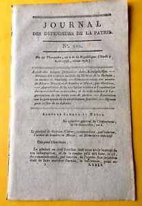 Pas-de-Calais-en-1796-Saint-Omer-Hymne-de-la-Liberte-Koenigshoffen-Revolution