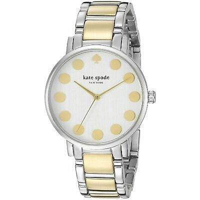 Kate Spade Gramercy Automatic White Dial Ladies Watch 1YRU0738