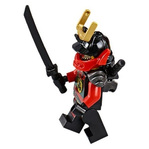 NEW LEGO NINJAGO NYA//SAMURAI X MINIFIG figure minifigure 70750 db x dbx red girl