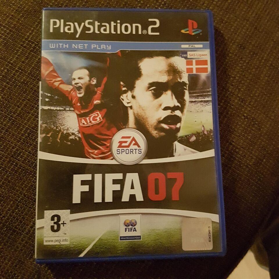 fifa, PS2, anden genre