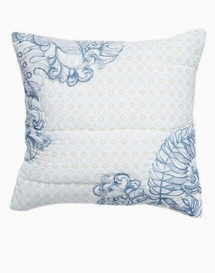 Nordstrom Home Athena Euro Sham Pillow Cover Cotton Modern Home Decor Bedding