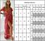 Womens-Boho-Floral-V-Neck-Split-Casual-Loose-Party-Wrap-Maxi-Tea-Dress-Holiday thumbnail 3