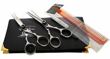 Forbici Per Capelli Professionali Parrucchiere Taglio Sfoltimento 15cm