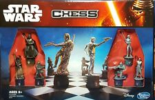 Star Wars Edition The Force Awakens Classic Chess Game Version Board Family Set