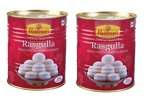 Haldiram-039-s-Nagpur-Rasgulla-sweet-500gm-Tin-x-2-pack-free-shipping-worldwide