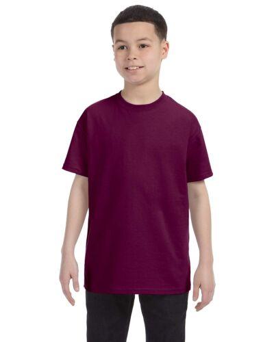 Gildan Mens 5.3 oz Heavy Cotton T-Shirt 5 Pack G500B All Sizes