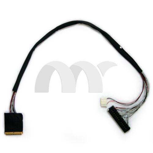 LVDS Cable 20474-40P-D8 1ch 8-bit For LP116WH4-SLA3 LP101WH4-SLP2 VVX10F002A00