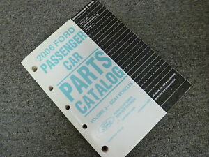 ford mustang factory parts catalog manual gt coupe