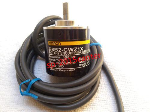 OMRON Rotary Encoder E6B2-CWZ1X E6B2CWZ1X 1000P//R new in box  xhg04