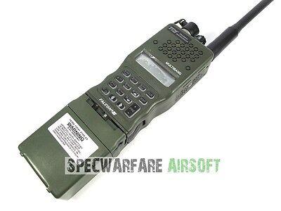 TRI AN/PRC-152 6-PINS Inter/Intra Multiband Radio Devgru aor1 aor2 mbitr