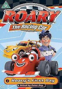 Roary-The-Carreras-Coche-Roarys-Primera-Dia-DVD-Nuevo-DVD-2EDVD0168