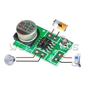 Mini-LM386-Micro-Audio-Power-Amplifier-Amp-Board-Module-DC-3-12V-750mW-New