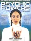 Psychic Powers Pack : Test, Develop and Exercise the Powers of Your Mind by Adam Fronteras (2002, Paperback)