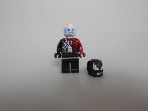 Lego ® Super Heroes minifigura Iron Venom de set 76163 nuevo