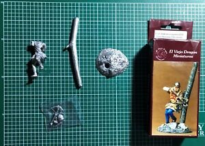 Complexé El Viejo Dragon Cg17 - Cross-bowman Espana 13th Cent - 54mm Metal Acheter Un Donner Un