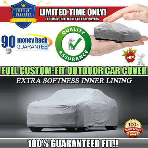 TOYOTA PRIUS PRIME HATCHBACK 2017 2018 2019 CAR COVER © ✅ Custom-Fit ✅ ⭐⭐⭐⭐⭐