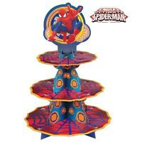 Spider-man Ultimate Treat Stand From Wilton 5072 -