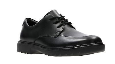 Boys Clarks Lace Up Formal Shoes /'Asher Grove/'