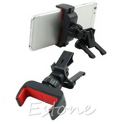 Universal Adjustable Car Air Vent Mount Stand Holder For Smartphone Cell Phone