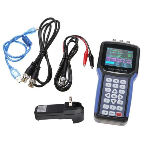 JDS2062A Handheld 30MHz 2 Ch Digital Signal Generator Frequency Meter S4R2 SPS