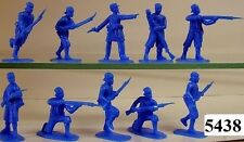 Armies in plastic 5438-USA GUERRA CIVILE 76th Pennsylvania figures-wargaming KIT