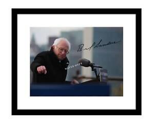 Bernie-Sanders-8x10-Signed-Photo-Print-2020-Presidential-Candidate-Democrat