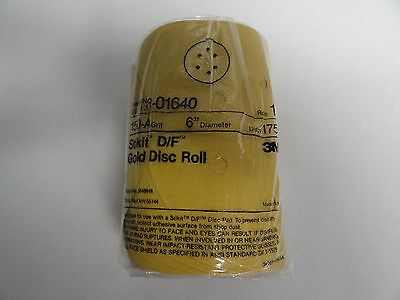 3M™ 01209 Stikit™ Gold Disc Roll 1209 P180 grit 6 inch