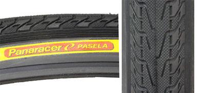 Panaracer Pasela Protite Tire Pan Pasela Protite 700x35 Wire Bk//bsk