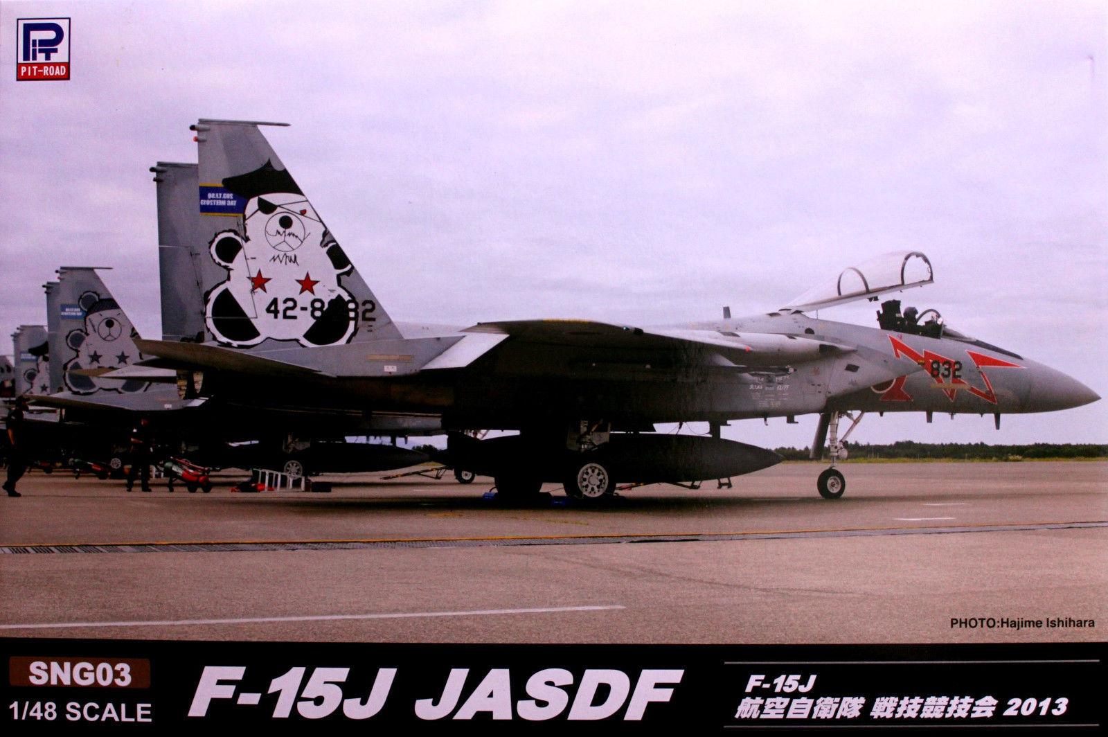 de moda GREAT WALL HOBBY F-15J JASDF Scala 1 48 48 48 Cod.GWHSNG03  marcas en línea venta barata