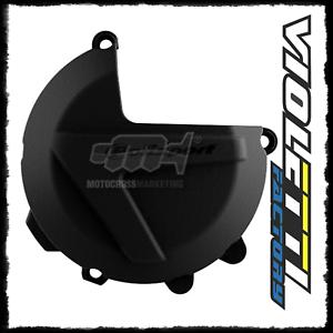 Protezione coperchio frizione POLISPORT KTM 250 EXC F 2017-2018  NERO