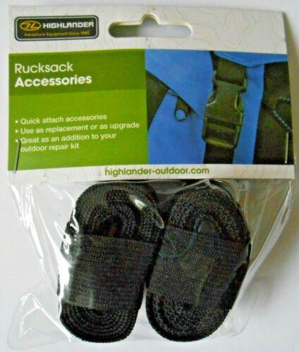 Highlander Utilitaire 1 m Sangle Twin Pack Sac à dos Accessoires