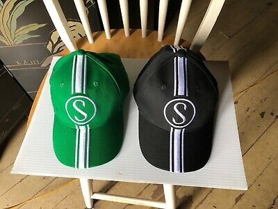 Schwinn  Grey Ghost Baseball Cap Bicycle Hat cap includes metal tag