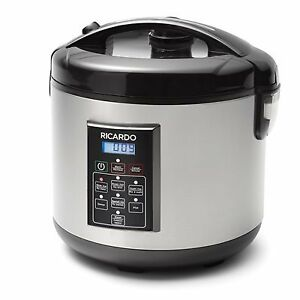 Ricardo 62260R Rice Cooker -10 cups