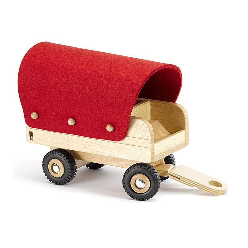Ostheimer Planwagen 5550835 auch mit roten Filz lieferbar