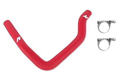 MISHIMOTO BOV Return Hose Kit Red Silicone 08-14 Mitsubishi Lancer Evo X/10