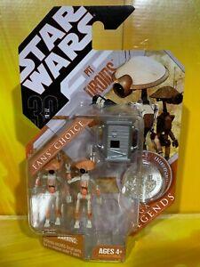 Star-Wars-30th-Anniversary-Pit-Droids-Orange-Power-Converter-Fan-039-s-Choice