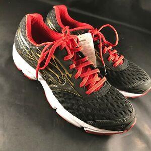 mens mizuno running shoes size 9.5 eu woman notas deportivas