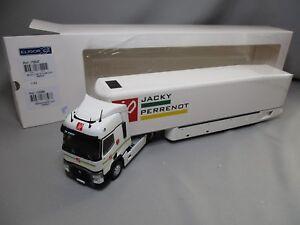 Dv8181 Eligor 1/43 Renault T460 Dxi Semi Frigo Frappa J Perrenot 115327 115380