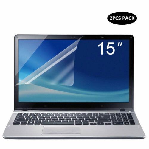 2X Clarity Anti Glare//Blue-Ray Screen Protector For Dell Inspiron 15 5558 5559