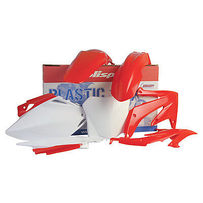 Polisport Complete Replica Plastic Kit 2004 CR Red for Honda CRF450R 2008